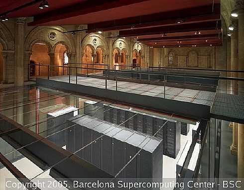 World S Most Beautiful Supercomputer Storagemojo